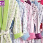 فروش عمده حوله تن پوش در رنگهای متنوع