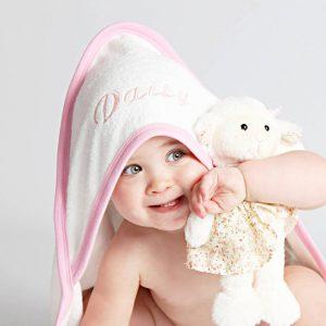 قیمت حوله پالتویی نوزاد در طرح های فانتزی