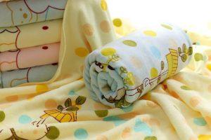 ویژگی حوله های نوزادی