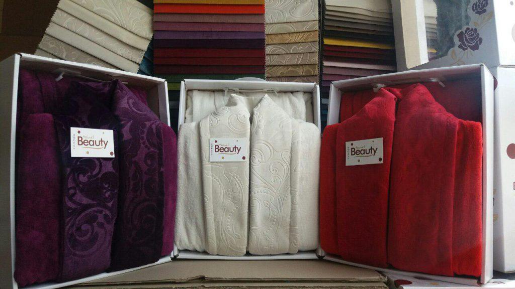 بزرگترین فروشگاه حوله ارزان قیمت در ایران