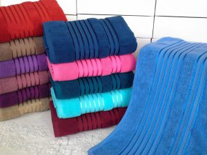 Production of thin-walled towels
